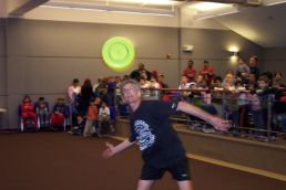 Frisbee Show: Church Event